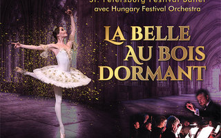 LA BELLE AU BOIS DORMANT : St Petersburg Festival Ballet et Hungary Festival Orchestra