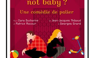 Baby or not baby... Une comédie de palier totalement irrésistible