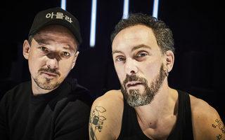Martin Palisse & David Gauchard - Time to Tell