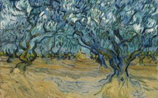 Laura Owens & Vincent van Gogh