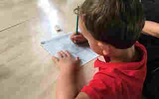 Atelier 3-6 ans Autoportrait