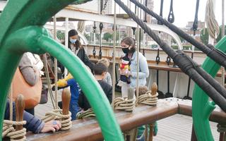 Ateliers familles : Je suis (toujours) un marin