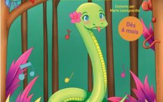 Le serpent qui voulait devenir artiste