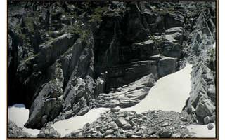Bernard Cazaux : Comment j'ai trouvé certains de mes rochers ; parmi d'autres œuvres de la collection du Frac