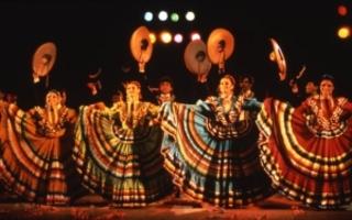 BALLETS DE MEXICO
