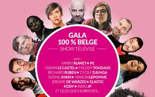 GALA VOO RIRE - 100% BELGE