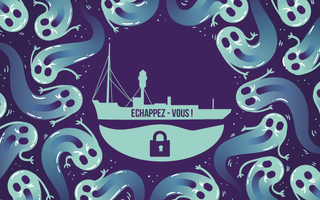 Escape Game d'Halloween : Prisonniers du Sandettié