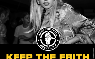 KEEP THE FAITH WEEKENDER #6