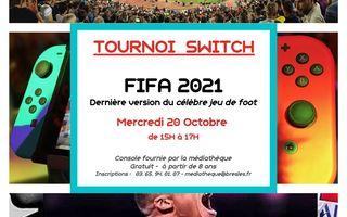 Tournoi FIFA 21 sur Switch