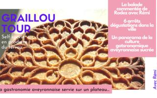 Graillou Tour – Self survie en produits du terroir
