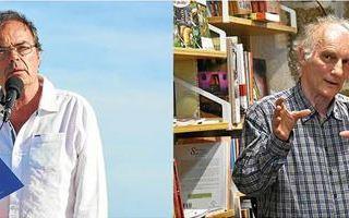 Rencontre littéraire avec Yvon Le Men & Alexis Gloaguen