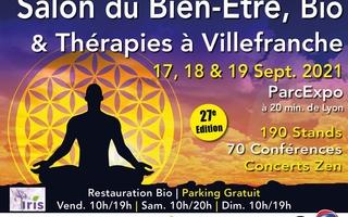 Salon du Bien Etre, Bio & Thérapies Lyon Villefranche