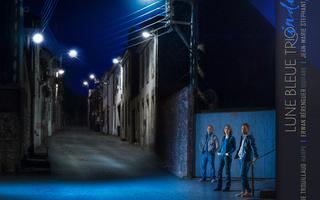 "Lune Bleue Trio ""The other road"" / Festival Harpe en Avesnois"