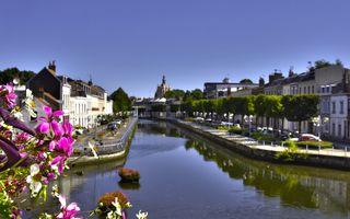 Le Vieux-Douai et et les bords de Scarpe