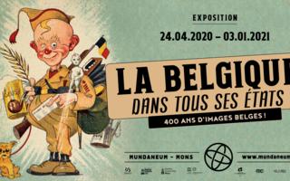 La Belgique dans tous ses états !