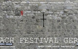 6ème BACH FESTIVAL GERS 2021