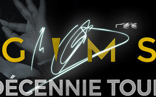 GIM'S : DECENNIE TOUR