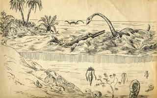 Le vrai Jurassic Park en Gaume