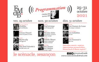 FMdB #4 : Faites Moins de Bruit, Festival de Musiques débranchées Besançon