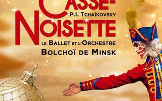CASSE-NOISETTE : Ballet et orchestre Bolchoï de Minsk
