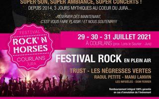 Festival Rock'n Horses 2021 : J1