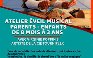 Atelier Eveil musical  Parents enfants