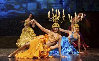 LA GRANDE ROUTE DE LA SOIE - Ballet National de Kazan
