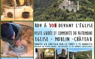 A la découverte du patrimoine Saint-Blaisois