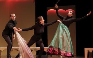 Belles et bois, théâtre-danse à partir de 6 ans.