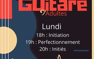 Ateliers Guitare