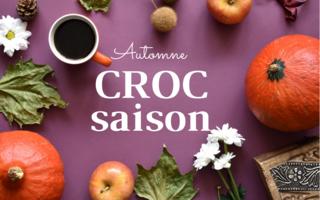 Croc saison