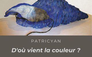 Exposition Patricyan : « D'où vient la couleur ? »