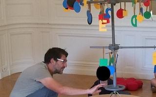 Atelier parents-enfants Hop, comme un pop-up !