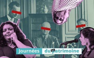 Journées du Matrimoine - Visite-enquête, ateliers, expositions et concert