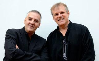 Tourcoing Jazz Tour : André Charlier & Benoît Sourisse – Le chat et la souris