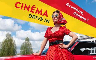 Cinéma Drive In - En voiture, Simone !