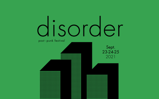 Disorder #1 - Post punk festival / Ah bon ? Productions