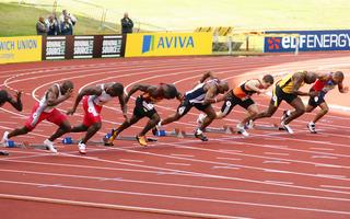 Olympicorama – Le 400 mètres