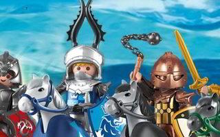 Playmobil, une autre histoire du Moyen Age