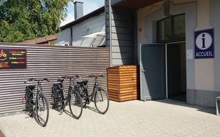 Location de 4 vélos à assistance électrique
