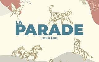 Exposition-vente d'artisanat d'art : La Parade