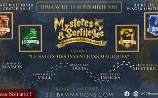 Saint-Etienne - Mystères & Sortilèges 5 - Enquête Géante