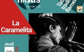 LA CARAMELITA- THELONIOUS CAFE JAZZ CLUB