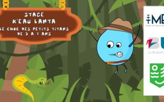 K'eau Lanta : Le Choc des petits Titans
