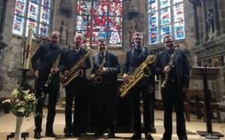 Parenthèse classique – Quintet de saxophones Saksellou