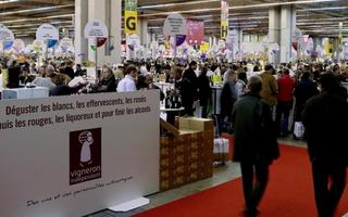 31ème Salon des Vins des Vignerons Independants