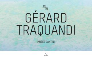 Ici – là Gérard Traquandi