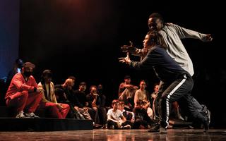 Hip Hop Games France