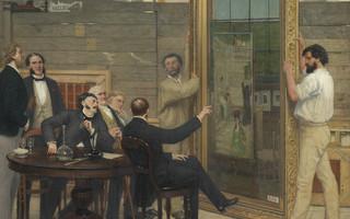 Adjugé ! Le marché de l'art au 19è siècle en Belgique. PROLONGATION !