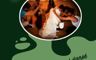 Atelier d'éveil sensoriel dansé